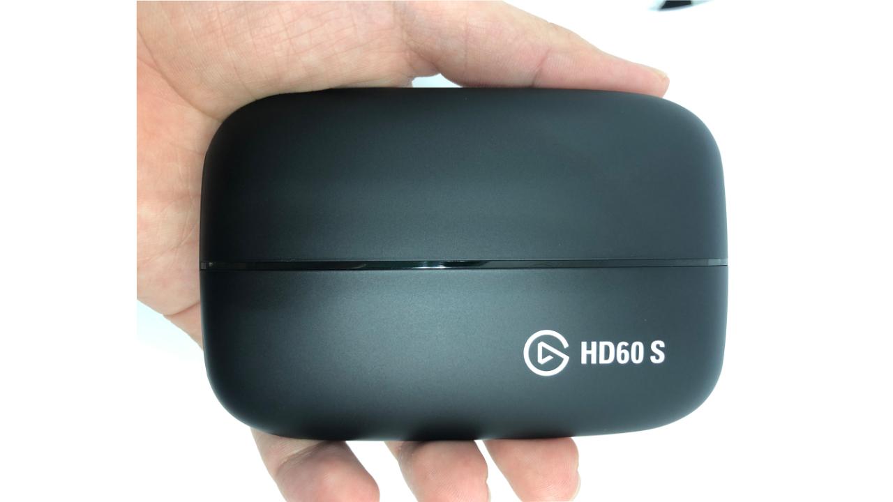 Elgato HD60-S本体